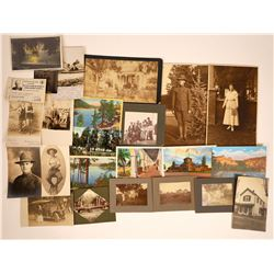 Steinmeyer Family Photos & Postcards, L.A. and Catalina dates to 1893  [128859]
