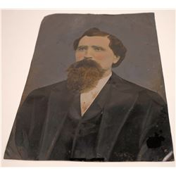 Large Full Plate Tintype of California Governor?  [128870]