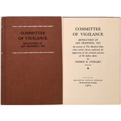Committee of Vigilance, Revolution in S.F, 1851  [126893]