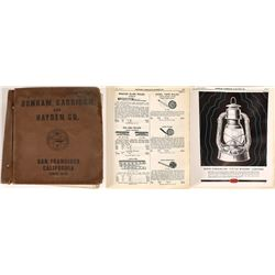 Dunham, Carrigan & Hayden Co. San Francisco Illustrated Hardware Catalog  [108303]