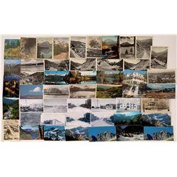 Northern California  & Sierras Postcard Collection  [129834]