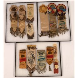 Native Sons of the Golden West Ribbon Collection  [131053]