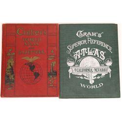 World Atlas & Gazetteer (2)  [131515]