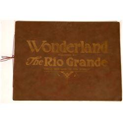 Rio Grande Souvenir Photo Book  [131630]