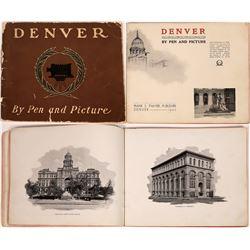 Early Denver Photo Book  [129727]