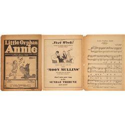 Chicago Tribune Sheet Music Insert  [131355]