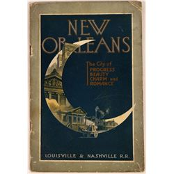 New Orleans Information Booklet  [131636]