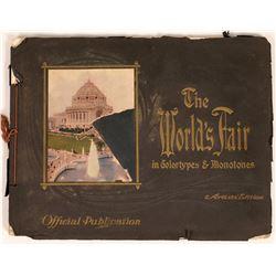 Louisiana Purchase Exhibition Colortypes & Monotones Official Publication Booklet  [131266]
