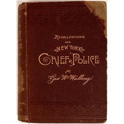 Recollections of New York City Police Chief  [131525]