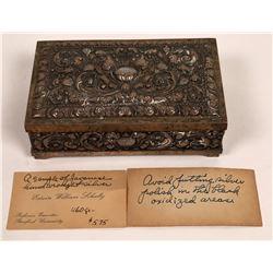 Javanese Design Jewelry Box  [122508]