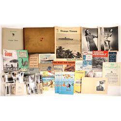Steamship & Photo Grab Bag  [131345]