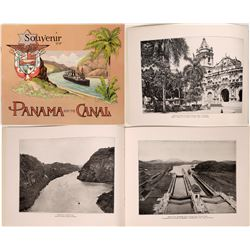 """""""Souvenir of Panama and the Canal"""", c1915"""