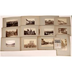European Town Photos & Hotel Brochure  [131267]