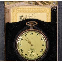 E. Howard Pocket Watch  [122505]