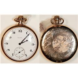 Model 1883 Waltham Pocket Watch  [122503]