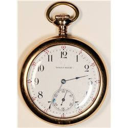Waltham Working Pocket Watch  [122506]