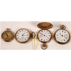 Pocket Watch Quartet (4)  [122501]
