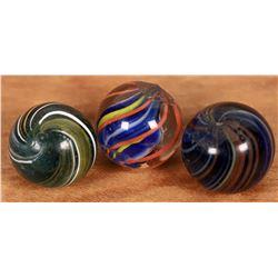 Outer band swirls (2), Solid core swirl (1)  [127823]