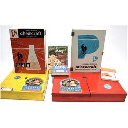 Lionel Chemistry Set Kits - 4  [133323]