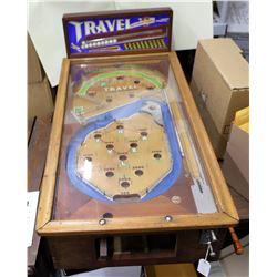Travel Around the World 1935 Electro-Pinball Machine by Peo  [126916]