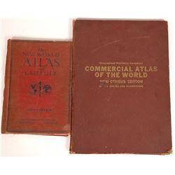 20th Century Atlases (2)  [131260]