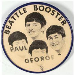 Beatles Booster Button  [129269]