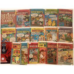 Bob's Big Boy Comic Books (16)  [127805]