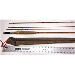 Elliott Arms Co. Thunderbolt Vintage Bamboo Fly Rod  [131286]