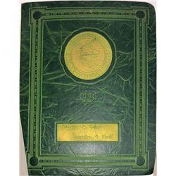 Goldsmith's Omnibus College Personal Album and Scrapbook  [131310]