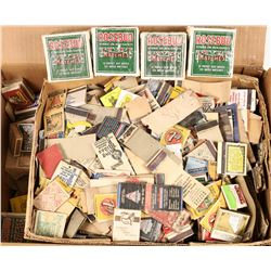 Matchbook Advertising Collection  [122409]