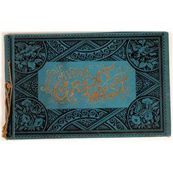 Souvenir Album of the Great West  [131265]