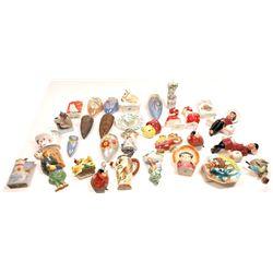 Wall Pocket Collection, Japan Origin (31 Pieces)  [131249]