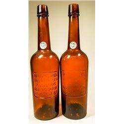 Thomas Taylor Fifth Whiskey Pair  [131400]