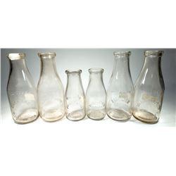 Eastern Nevada milk Bottle Collection  [131028]