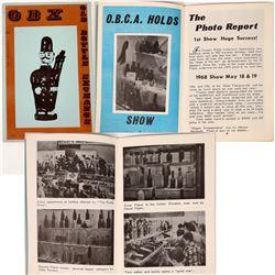 OBX, Old Bottle Exchange Booklet  [128005]