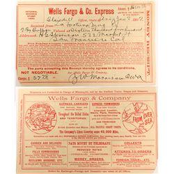 Wells Fargo & Co. Express Mining Bullion Receipt  [127916]