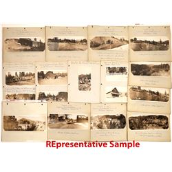 Superior Consolidated / Golden Eagle Mines, Fort Jones, California Panorama Photographs  [123910]