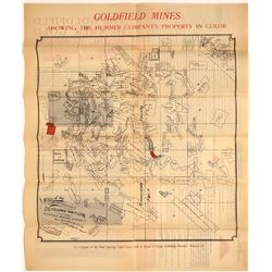Goldfield Hummer Mining Prospectus, c1905  [123848]
