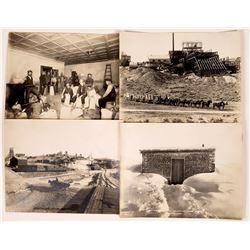 Goldfield Mining Photo Suite, c1905 Originals  [126928]