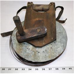 Antique Measuring Tape c1900  [131490]