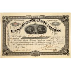 South Pacific Mining Company Stock Certificate  [113894]