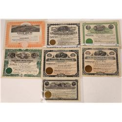 Beaverhead County Mining Stock Collection  [123971]