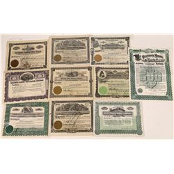 Powell County Mining Stock Collection  [123962]