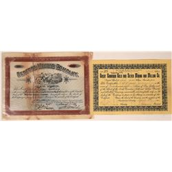 Two Different Montana Mining Stocks: Bedford MC and Great Canadian  [113869]