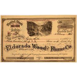 Eldorado Wood and Flume Co. Stock   [129816]