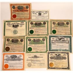 South Dakota Mining Stock Collection  [113975]