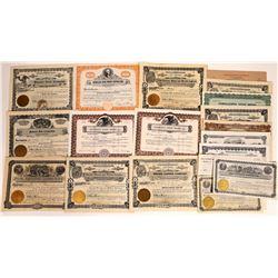 Washington State Mining Stock Collection   [113876]