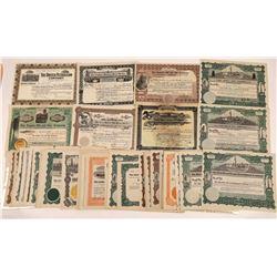 Colorado Oil Stocks, 1915-1919 (54)  [128738]