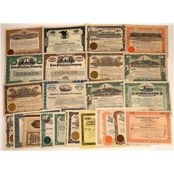 Pennsylvania Oil Stocks Post-1900 (27)  [128729]