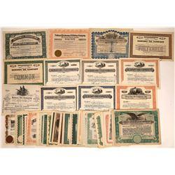 1920's U.S. Oils Printed by Private Printers (60)  [128758]